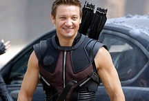 My Perfect Man - Jeremy Renner / The perfect man and a brilliant actor! / by Antonella Santoro