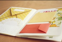 Journaling  /   / by Hannah