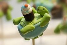 Cake, Pie, Cookie Other Pops / Children love these and so do adults. / by Deva Kolb
