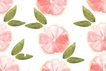 Patterns & Prints / by Hannah Shurey