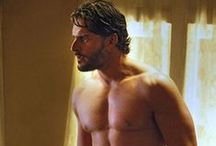 Alcide Herveaux / by All Things True Blood