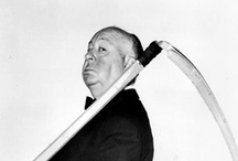 Alfred Hitchcock / by Jean-Christophe