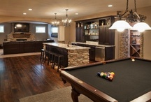 Basement Inspiration / by Jannelle McGee