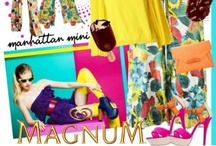 Polyvore + MAGNUM / by MAGNUM Ice Cream