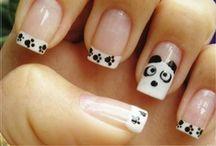 Nails / Fashion & Cute Nails  / by Toxi Kay
