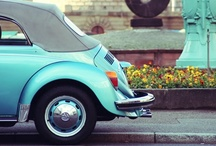 4 WHeeLs / All about a beautiful collection of cool wheels ....  Vintage car lover myself since I was a kid playing with my bro!! / by MoMoTaRo