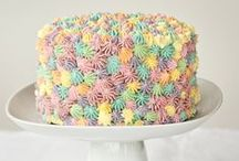 cakes / by schmetterling