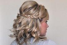 Hair did! / by Evelyn Cedillo