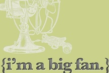 I'm a Big Fan! / Celebrities I love! / by DerrickandSha Johnson