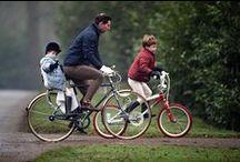 Royals / Royal families, riding.  / by Skiis & Biikes