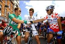 Jerseys / Bicycle racing jersey dictionary. / by Skiis & Biikes