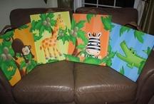 Kindergarten Theme - Safari / by Nikki