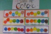 Kindergarten - Art / by Nikki