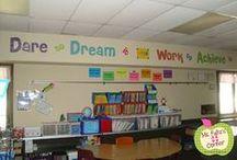 Kindergarten - Classroom Decor - Not Bulletin Boards / by Nikki