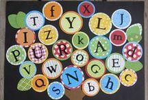 Kindergarten - Bulletin Boards / by Nikki
