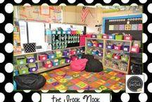 Kindergarten - Classroom Libraries / by Nikki