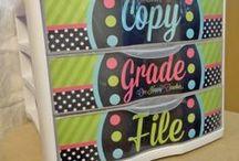 Kindergarten - Classroom Organization / by Nikki