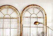 Interiors /   / by Cristina