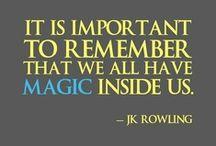 Harry Potter / Always <3 / by Lauren K. Gray