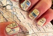 cooleo nails / by Hallee Zinck