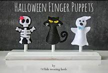 Felt Halloween / Felt Halloween crafts / by American Felt and Craft