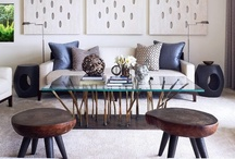 Lounging  / lounge rooms  / by Alice