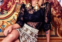 """I don't do fashion, I am fashion"" ~Coco Chanel / by Charlotte Carosin"