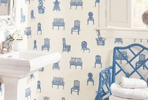 Wallpapering  / by Alice