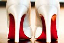 Wedding Shoes / Fabulous #Wedding Shoes! / by First Class Weddings