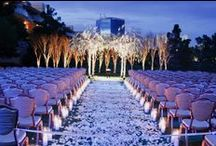 Ceremony Sites / A delicious collection of #wedding sites / by First Class Weddings