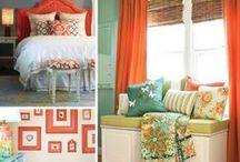 bedrooms / by Anna Lear