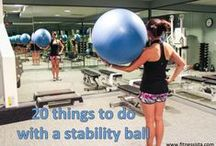 FIT BALL / by Iris -