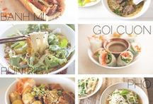 Vietnamese Cuisine / by PhathT
