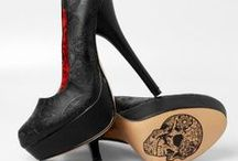 Skull Shoes, Pumps & Heels / Skull Shoes, Pumps & Heels For Women / by Skull Clothing