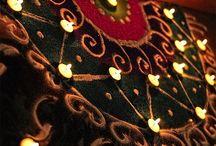 •*•Geometric~Rangoli~Artistry•*•  / Indian Mandala Artistry  / by Sharon