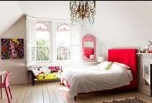 Chambres - Bedrooms / by Madame B.