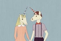 Unicorn / by salome vachnadze