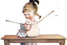 Knitting for kids / by Elia Fdez - McGuirk