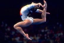 gymnast power / by Alex Berthiaume