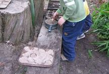 Inspiring Outdoor Play Spaces / Fantastic spaces for children to explore and play. / by Kinders Together
