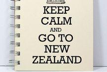 New Zealand / by MUZY Works
