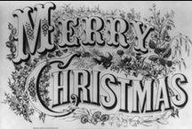Christmas makes me HAPPY / by Sheri Burton