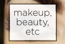 Makeup, Beauty, Etc / by Sayeh , The Office Stylist