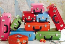 Travel with Style & Ease / Fashion & products to help you travel with ease & look stylish doing it.  / by La Vie Ann Rose