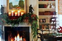 Christmas Mantels / by Barbara Poole