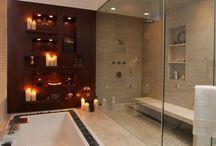 Bathrooms  / by Lisa Lanford