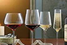 Unique Wine Glasses / From hand-painted designs to engineered masterpieces, these stemware stars bring out the best in your favorite wine. / by Wine Enthusiast