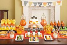 Halloween - Party Tea / by Sarah-Lou