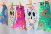 Day Of The Dead / by Sarah-Lou