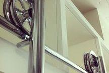 Decorating <> Parts <> Ladder,Rolling / Mechanics & Shops / by V A D O V
